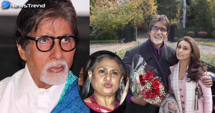 ऐश्वर्या नहीं अमिताभ इस क्यूट अभिनेत्री को बनाना चाहते थे बहू, जया ने ठुकराया था रिश्ता