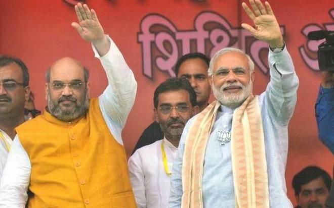 कर्नाटक से बोलें पीएम 'कांग्रेस का आखिरी किला भी होगा ध्वस्त'