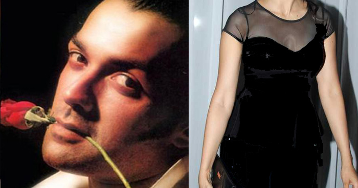 तान्या नहीं इस अभिनेत्री के प्यार में पागल थे बॉबी देओल, इस वजह से टूट गया था रिश्ता