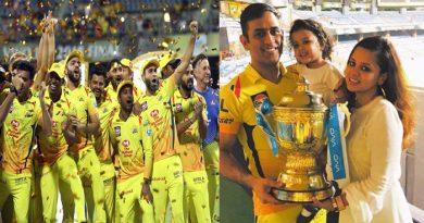 IPL-2018 की विजेता टीम के कप्तान धोनी के रिकॉर्ड्स आपको जरूर जानने चाहिए