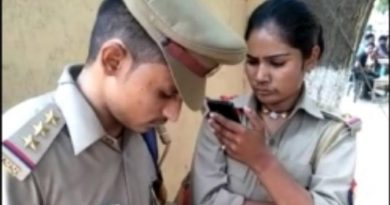 कोतवाल की वर्दी में घूम रहे थे लड़का लड़की, पुलिस ने पूछा- तो बोले चिड़िया घर में लगी है ड्यूटी