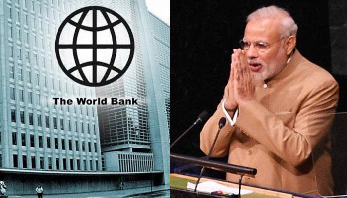Photo of विश्व बैंक ने मोदी सरकार की तारीफ, '85 फीसदी लोगों को मिल रही है बिजली'