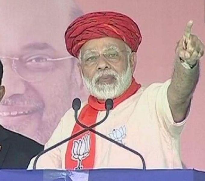 PM मोदी का वार 'जिस सरकार ने आपका वेलफेयर नहीं किया, उसका फेयरवेल कर दो'