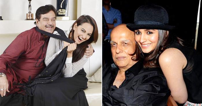 ये हैं बॉलीवुड स्टार्स की बेटियां, जो अपने पिता की तरह ही करती हैं राज