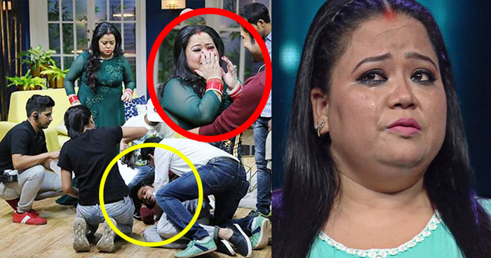 लाइव शो पर जोर जोर से रोने लगी कॉमेडियन भारती सिंह, वजह जानकर आपके उड़ जाएंगे होश