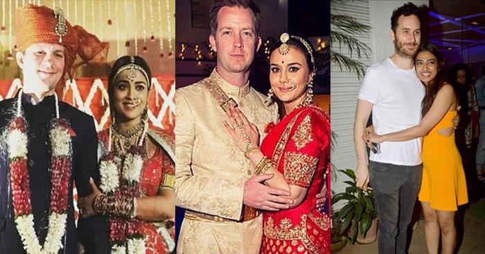 बॉलीवुड की इन खूबसूरत हसीनाओं ने की विदेशी लड़के से शादी, नंबर 4 के लिए तो हर कोई था पागल