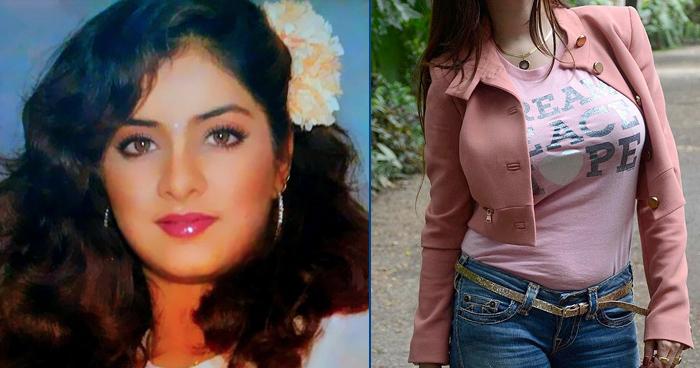 दिव्या भारती को भी खूबसूरती में मात देती है उनकी छोटी बहन, तस्वीर देख उड़ जाएंगे होश