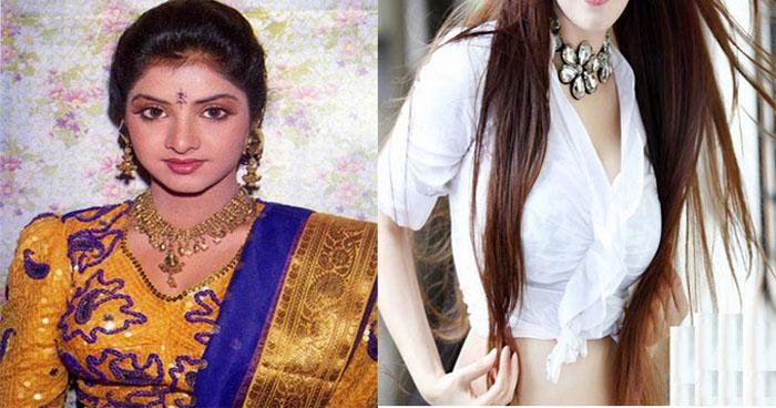 खूबसूरती के मामले में दिव्या भारती को भी मात देती है उनकी छोटी बहन, बोल्डनेस देखकर उड़ जाएंगे होश