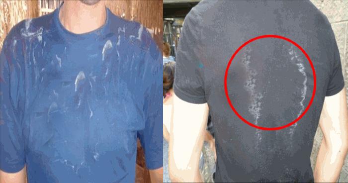 क्या पसीने के कारण आपके भी कपड़ों पर लग जाते हैं सफेद दाग? तो ज़रूर पढ़े ये ख़बर, वरना पछताएंगे