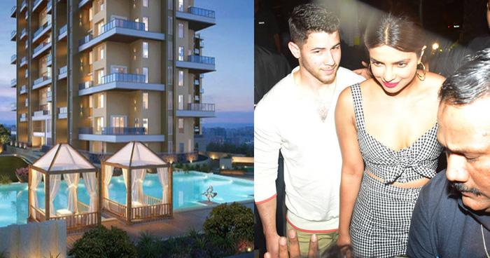 अमरीकी BF के साथ भारत लौटी प्रियंका, लिव इन में रहने के लिए मुंबई में खरीदा 100 करोड़ का आशियाना