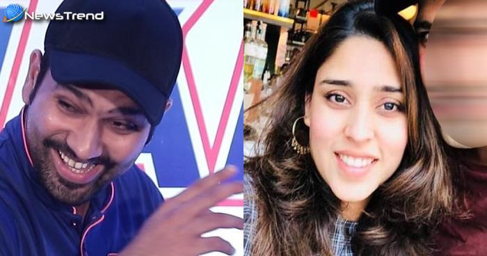 लुक बदलकर चॉकलेटी बॉय बन गया टीम इंडिया का ये हिट मैन, पत्नी रितिका के साथ शेयर की तस्वीर- देखिए