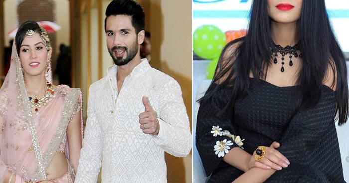 शाहिद ने मीरा से पहले इस एक्ट्रेस संग रचाया था विवाह, नाम जानकर उड़ जाएंगे होश