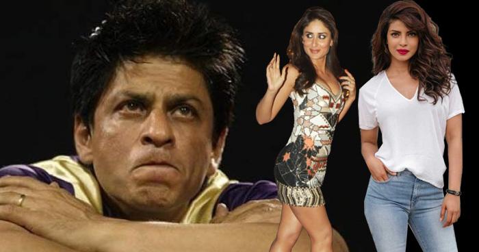 यह अभिनेत्रियां बॉलीवुड के किंग खान के साथ नहीं करना चाहती काम, वजह जानकर हो जाएंगे हैरान