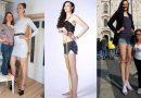 ये है दुनिया की सबसे लम्बी टांगों वाली महिला, जो भी देखता है बस….