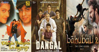 भारतीय सिनेमा : 1000 करोड़ क्लब में शामिल 8 ऐतिहासिक फिल्में, इस फिल्म ने तोड़े सारे रिकॉर्ड