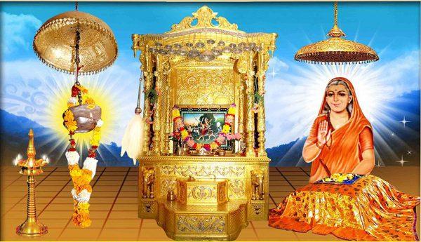 इस रहस्यमई मंदिर की अखंड ज्योति से निकलता है केसर, इसे लगाने से आंखों के रोग होते हैं दूर