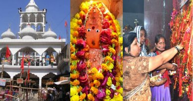 चुनरी बांधने मात्र से ही हो जाती है हर मनोकामना पूरी, जानिये इस अद्भुत मंदिर के बारे में