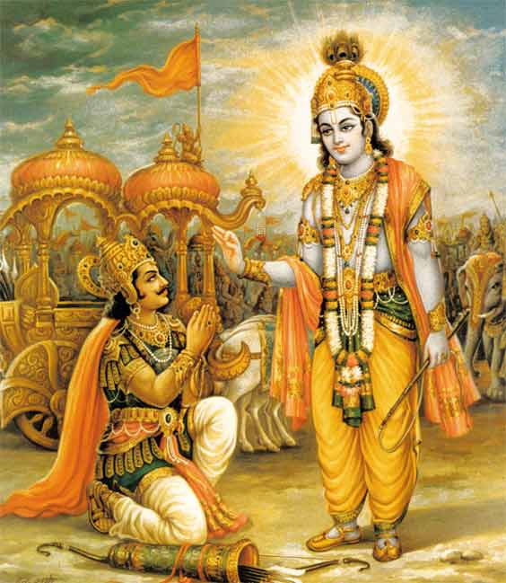 गीता के इस श्लोक में हर समस्या का है निवारण, जरूर जानिए इसके बारे में