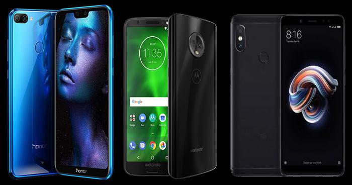 Photo of क्या Honor 9N, Moto और Redmi Note Pro को दे पायेगा टक्कर? जानिए तीनो फ़ोन की ख़ासियत