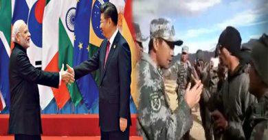 चीन की चालबाज़ी: एक तरफ़ दोस्ती का हाथ दूसरी तरफ़ जुलाई में चीनी सेना ने की कई बार घुसपैठ