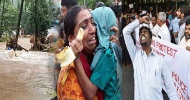 केरल में आयी भयानक बाढ़ के लिए उसने ठहराया तमिलनाडु को ज़िम्मेदार, कहा अचानक डैम….