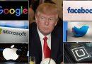 """गूगल पर भड़के अमेरिकी राष्ट्रपति ट्रंप ने कहा, """"इडियट्स सर्च करने पर आती हैं मेरी तस्वीरें"""""""