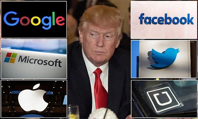 """Photo of गूगल पर भड़के अमेरिकी राष्ट्रपति ट्रंप ने कहा, """"इडियट्स सर्च करने पर आती हैं मेरी तस्वीरें"""""""