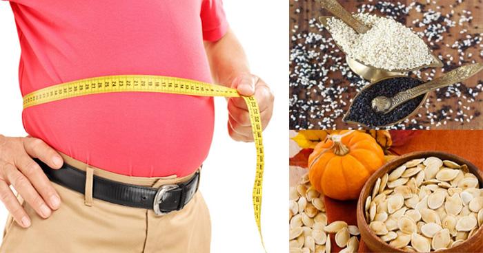 आपका मोटापा 10 दिनों में होगा खत्म, करें इन बीजो का सेवन