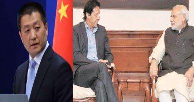 चीन का प्रस्ताव, कहा भारत-पाकिस्तान के सम्बंध सुधारने में करेगा दोनो की मदद