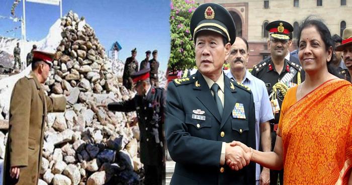 Photo of डोकलाम विवाद के बाद पहली बार आमने-सामने आए भारत-चीन के रक्षामंत्री, बनी इस चीज़ पर सहमति