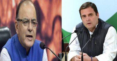 राफ़ेल सौदे में अरुण जेटली ने कहा राहुल गांधी में समझ कम है, क़ीमतों को लेकर झूठ बोल रही है कांग्रेस