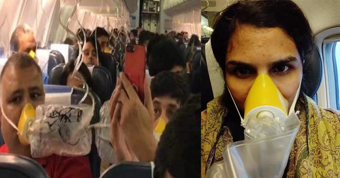 विमान में अचानक यात्रियों के नाक-कान से निकलने लगा ख़ून, जानिए क्या है पूरी घटना