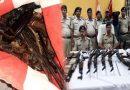 बिहार में मुंगेर के एक कुएँ से निकली कई एके-47, देखकर उड़े पुलिस वालों के होश