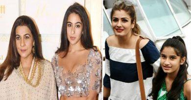 बॉलीवुड की इन अभिनेत्रियों की बेटियां अपनी मां की तरह है खूबसूरत, लाखों लोग करते हैं उनको पसंद