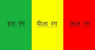 इन तीन रंगों में से चुने एक रंग, पता चल जाएगी आपके भविष्य के बारे में ज़रूरी बातें