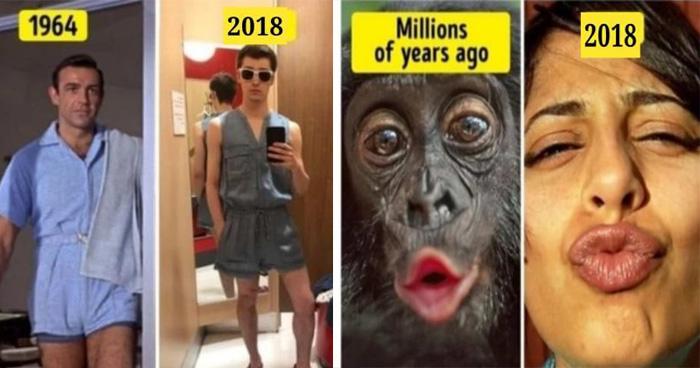 Photo of मजेदार पोस्ट: 10 तस्वीरें जो बताएंगी कैसे बदल गयी है हमारी नई पीढ़ी, देखकर हंसी रुकेगी नहीं