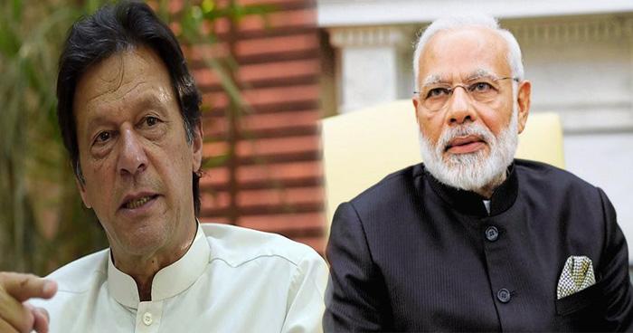 इमरान खान ने बढ़ाया हाथ, भारत ने साफ़ किया, आतंकवाद और बातचीत नहीं हो सकती साथ