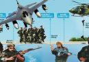 भारत है दुनिया के शीर्ष 5 सैनिक शक्तियों वाले देश में शामिल,जानिए पाकिस्तान इस सूची में कहां है