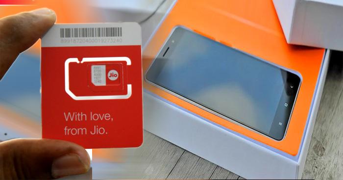 Photo of सरकार फ्री में बांट रही हैं जियो सिम के साथ 50 लाख 4G स्मार्टफोन, चाहिए होगा सिर्फ आधार कार्ड