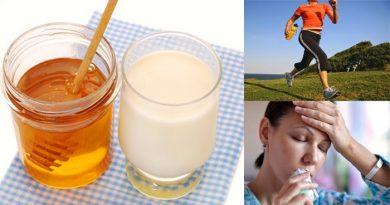 शहद और दूध के फायदे