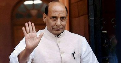 Rajnath Singh Contact Number, Office address, email address, Social