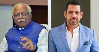 ग़लत तरह से 50 करोड़ रुपए का फ़ायदा लेने के मामले में रॉबर्ट वाड्रा के ख़िलाफ़ मुक़दमा दर्ज