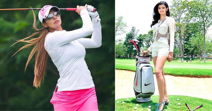 Photo of भारत की ये लोकप्रिय महिला गोल्फर इस वजह से है सोशल मीडिया पर फेमस, जानिए
