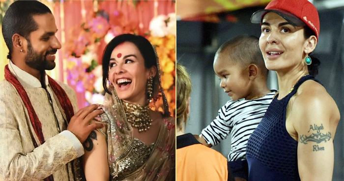 Photo of धवन ने आखिर क्यों की 2 बच्चों की माँ और 7 साल बड़ी महिला से शादी, जानिए वजह