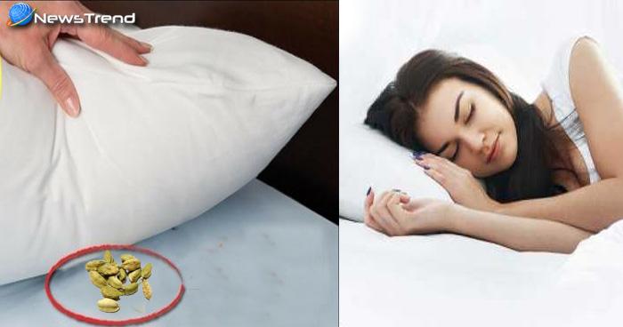 Photo of तकिए के नीचे इलायची रखने से मिलते हैं चमत्कारिक लाभ, नींद से सम्बंधित समस्या होगी दूर