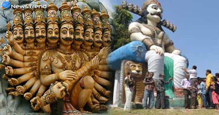 Photo of भारत में इन जगहों पर नहीं मनाया जाता है दशहरा, लोग मनाते हैं मातम
