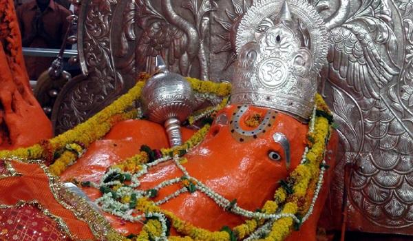 लेटे हनुमान जी का मंदिर
