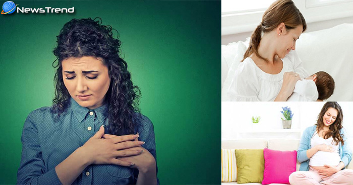 ब्रेस्ट पर खुजली होने के कई कारण होते हैं। जानिए कैसे रखें ब्रेस्ट को हेल्दी । स्तन पर खुजली breast par khujli दूर करने के उपाय