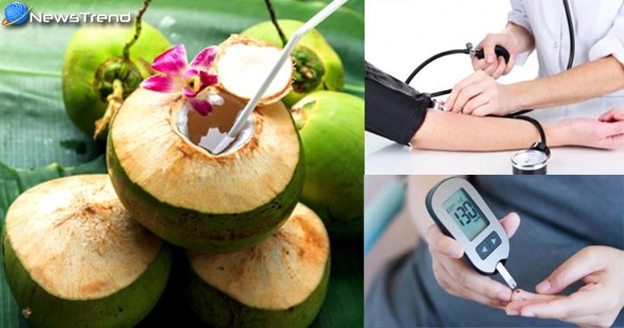 नारियल पानी के फायदे