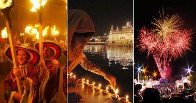 भारत ही नहीं बल्कि विदेशो में भी धूमधाम से मनाई जाती है दीपावली